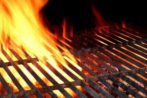 Fire BBQ Potluck @ VFW Post 1062